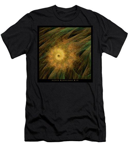 Arachne's Ammonite  Men's T-Shirt (Athletic Fit)