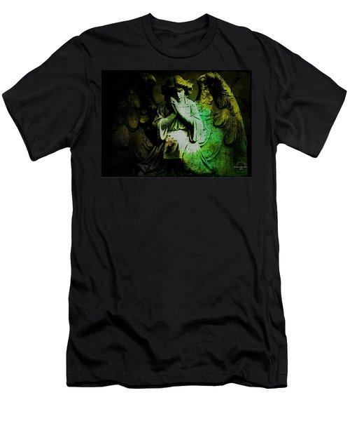 Archangel Uriel Men's T-Shirt (Athletic Fit)