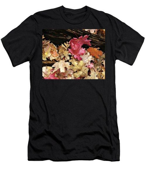 Arizona Fall Colors Men's T-Shirt (Athletic Fit)