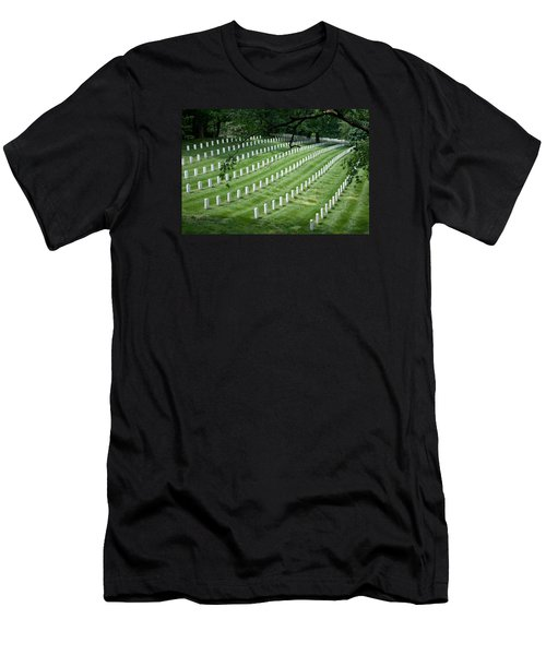 Arlington National Cemetery Men's T-Shirt (Athletic Fit)