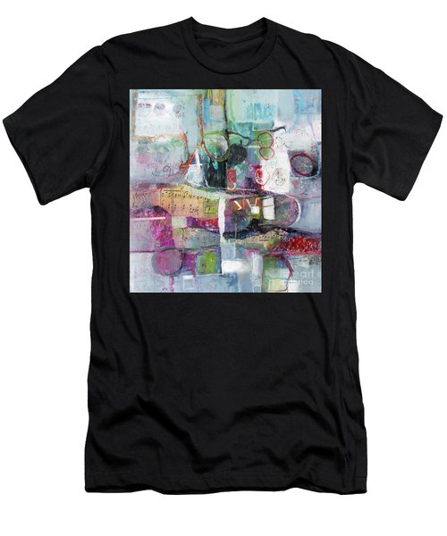 Art And Music Men's T-Shirt (Athletic Fit)