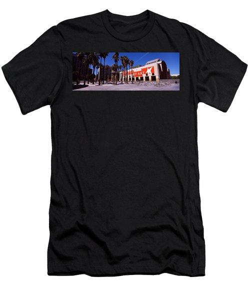 Art Museum In A City, San Jose Museum Men's T-Shirt (Athletic Fit)