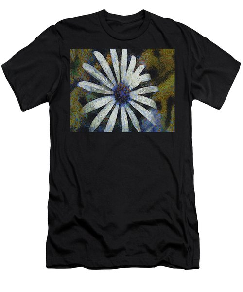 Men's T-Shirt (Slim Fit) featuring the painting As It Happened by Joe Misrasi
