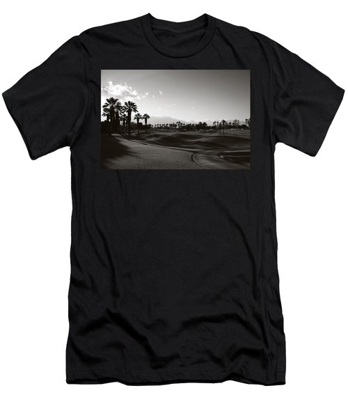 As Shadows Spread Across The Land Men's T-Shirt (Athletic Fit)