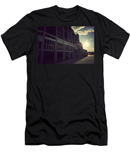 Asbury Park Nj Casino Vintage Men's T-Shirt (Athletic Fit)