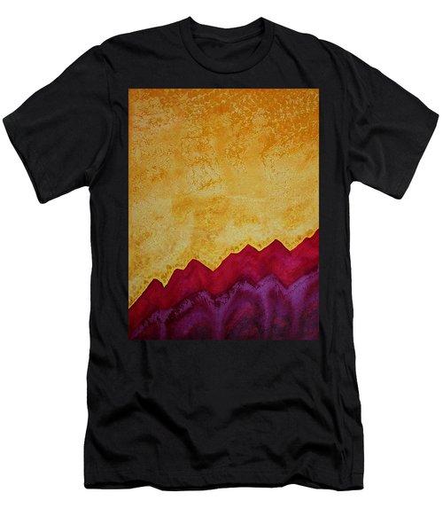 Ascension Original Painting Men's T-Shirt (Athletic Fit)