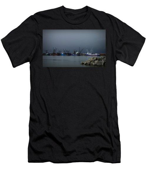 Astoria Safe Harbor Men's T-Shirt (Athletic Fit)