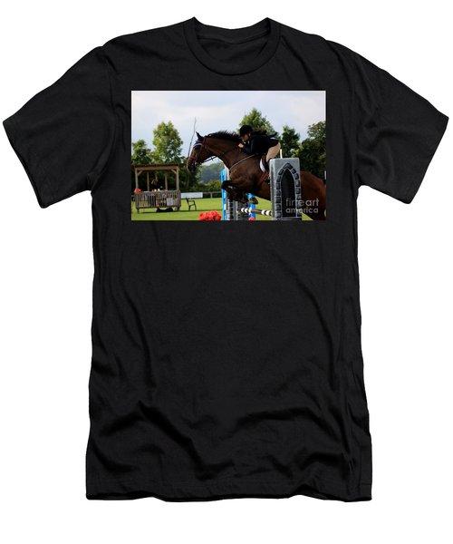 At-s-jumper117 Men's T-Shirt (Athletic Fit)