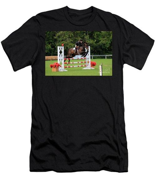 At-s-jumper132 Men's T-Shirt (Athletic Fit)