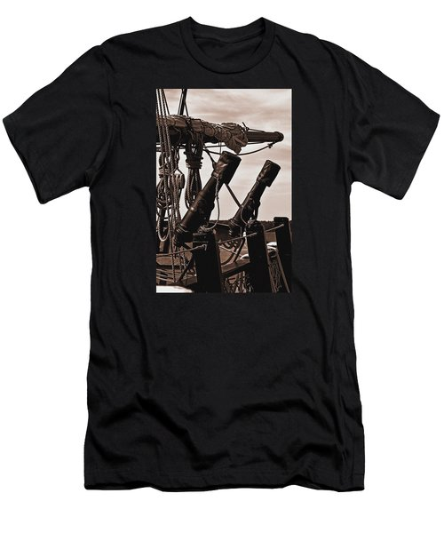At The Ready Men's T-Shirt (Athletic Fit)