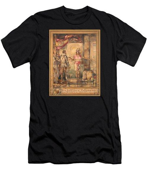Atahualpa's Ransom Helen Maitland Armstrong Men's T-Shirt (Athletic Fit)