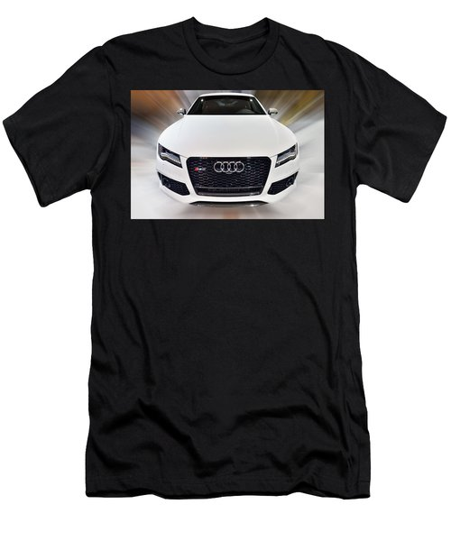 Audi  R S 7 Quattro 2014 Men's T-Shirt (Athletic Fit)