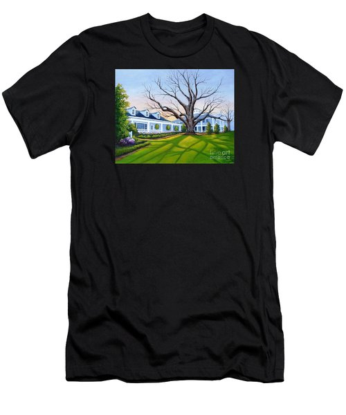 Augusta National Clubhouse Men's T-Shirt (Athletic Fit)