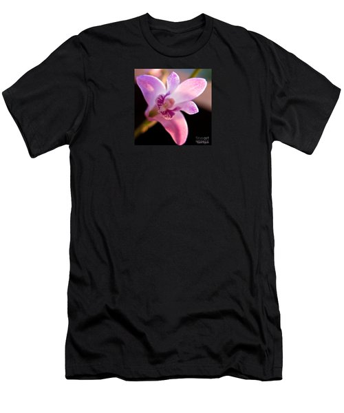 Australian Bush Orchid Men's T-Shirt (Athletic Fit)