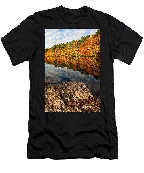 Autumn Day Men's T-Shirt (Athletic Fit)