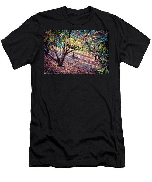 Autumn Grove Men's T-Shirt (Athletic Fit)