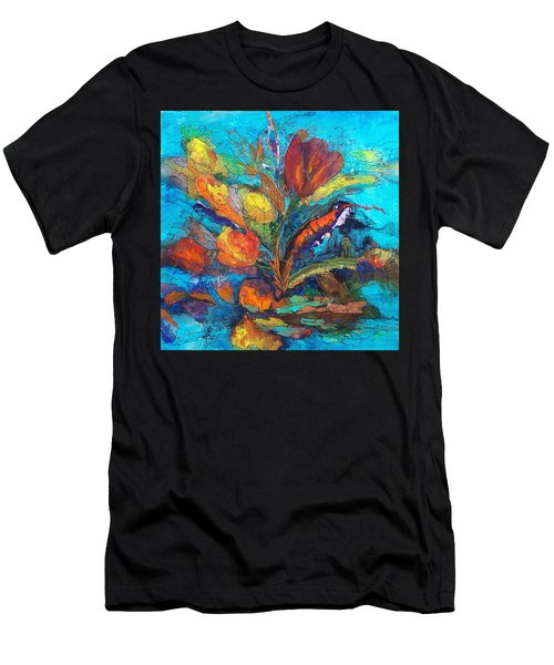 Autumn In Oklahoma Men's T-Shirt (Athletic Fit)