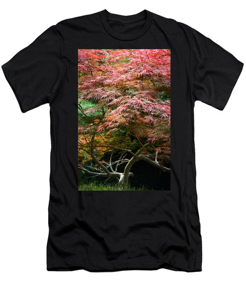 Autumn Is Here Men's T-Shirt (Athletic Fit)