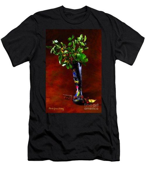 Autumn Symphony Men's T-Shirt (Athletic Fit)