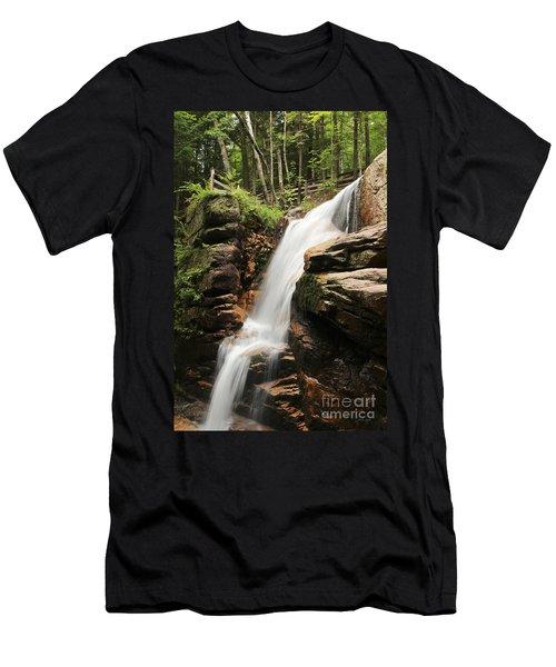 Avalanche Falls Men's T-Shirt (Athletic Fit)