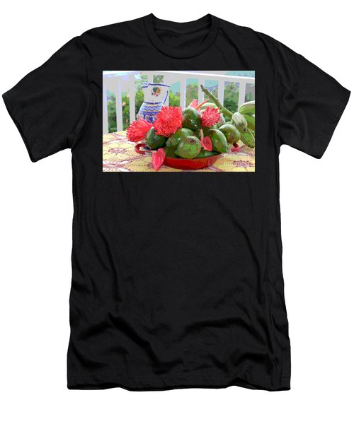 Avocados Men's T-Shirt (Athletic Fit)