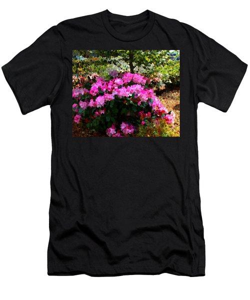 Azalea Men's T-Shirt (Athletic Fit)