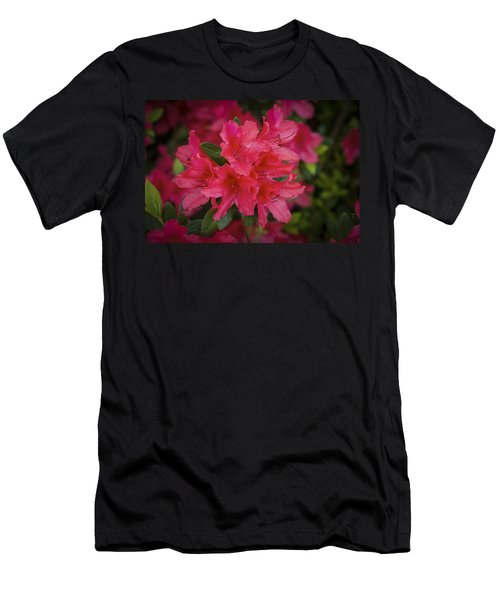 Azaleas 1 Men's T-Shirt (Athletic Fit)