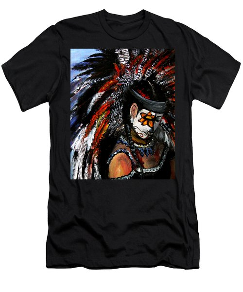 Aztec Celebration Men's T-Shirt (Athletic Fit)