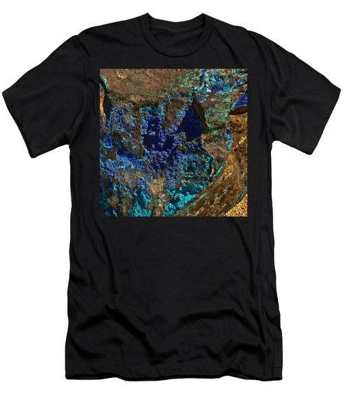 Azurite Men's T-Shirt (Athletic Fit)