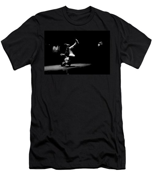 B Boy 5 Men's T-Shirt (Athletic Fit)