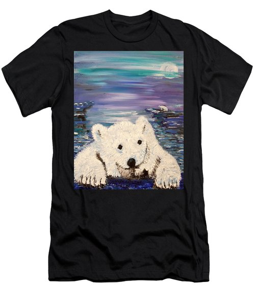 Baby Bear Men's T-Shirt (Athletic Fit)