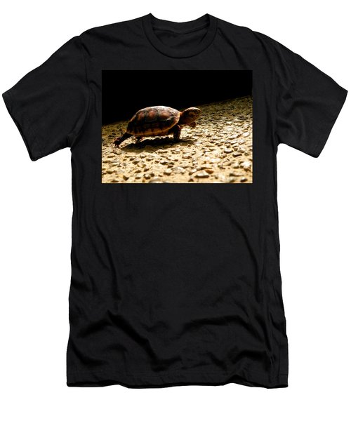 Baby Steps Men's T-Shirt (Athletic Fit)