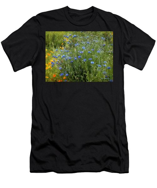 Bachelor's Meadow Men's T-Shirt (Athletic Fit)