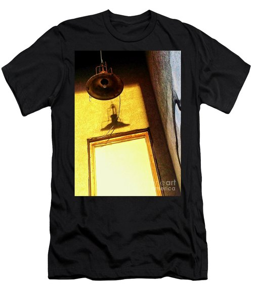 Men's T-Shirt (Slim Fit) featuring the photograph Back Of House by James Aiken