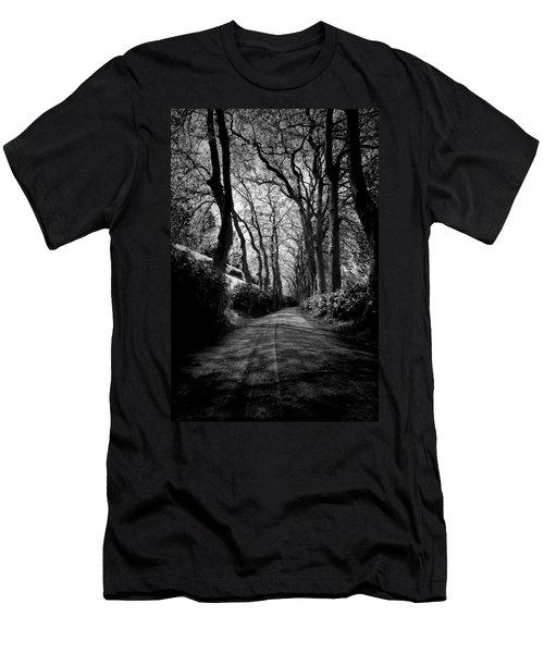 Back Road East 2 Men's T-Shirt (Athletic Fit)