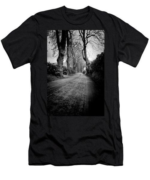 Back Road East Men's T-Shirt (Athletic Fit)