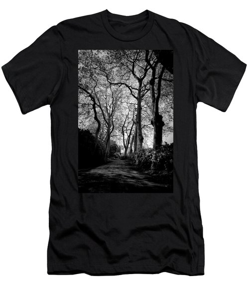 Back Road West Men's T-Shirt (Athletic Fit)