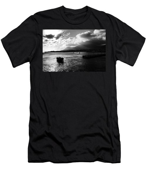 Back To Sea Men's T-Shirt (Athletic Fit)