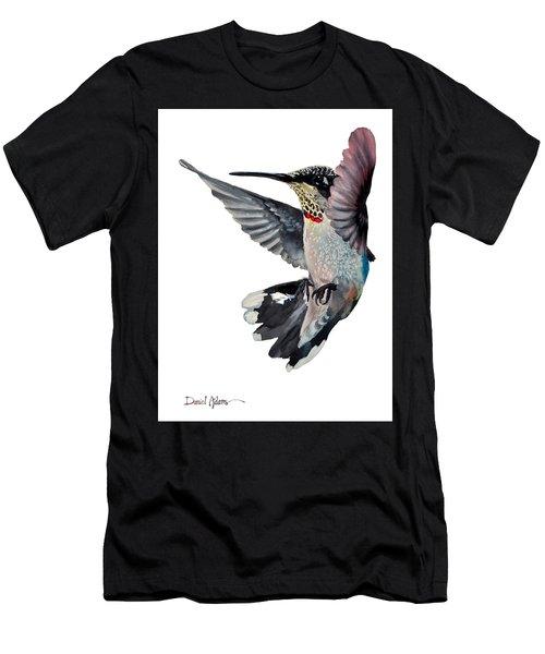 Da101 Backstroke By Daniel Adams Men's T-Shirt (Athletic Fit)