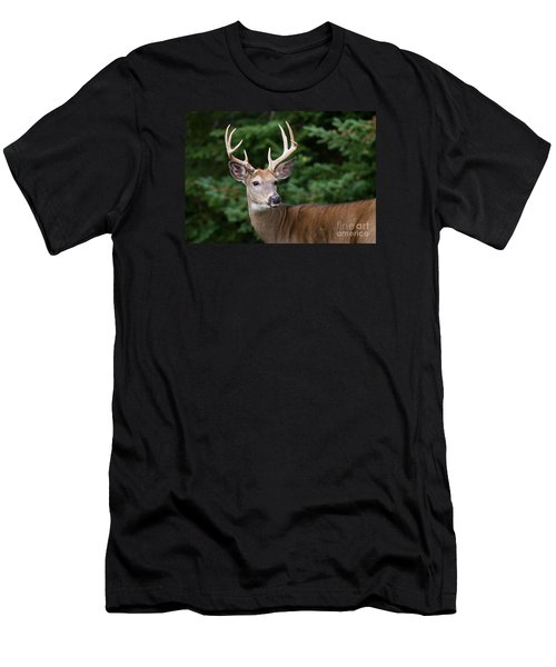 Backward Glance Men's T-Shirt (Slim Fit) by Kevin McCarthy