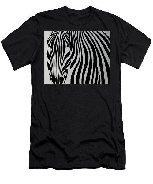 Badzebra Men's T-Shirt (Athletic Fit)