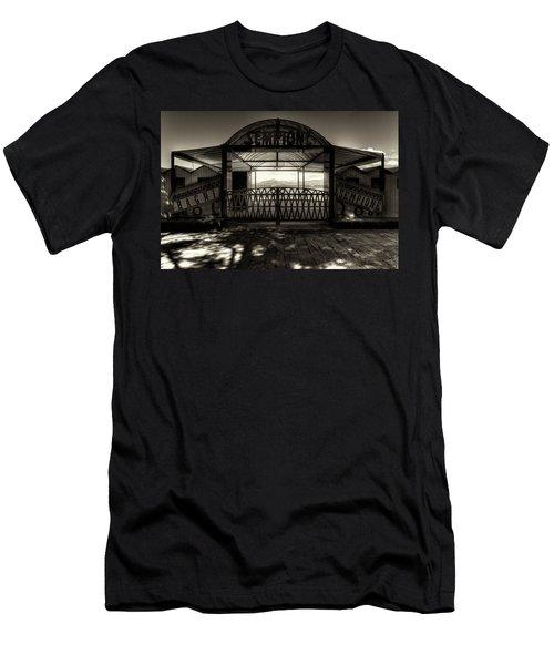Bagni Sempione Men's T-Shirt (Athletic Fit)