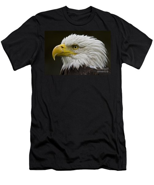 Bald Eagle - 7 Men's T-Shirt (Athletic Fit)