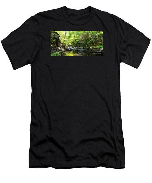 Bald River Men's T-Shirt (Athletic Fit)