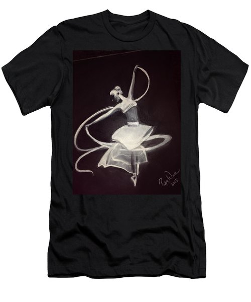Ballerina Men's T-Shirt (Athletic Fit)
