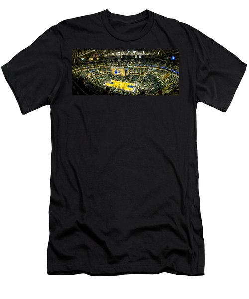 Bankers Life Fieldhouse - Home Of The Indiana Pacers Men's T-Shirt (Athletic Fit)