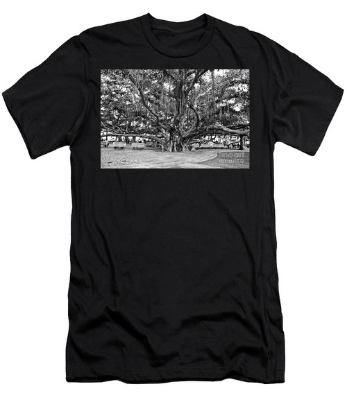Banyan Tree Men's T-Shirt (Athletic Fit)