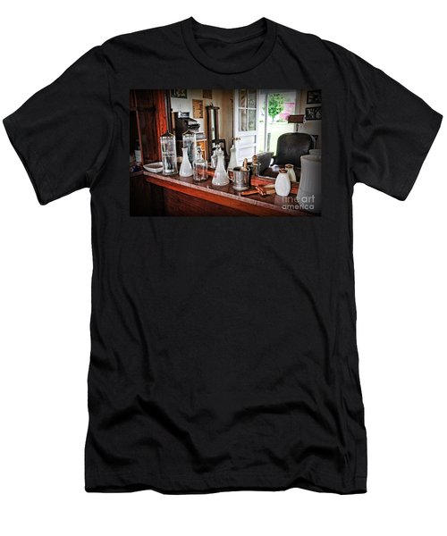 Barber - All Those Things Men's T-Shirt (Athletic Fit)