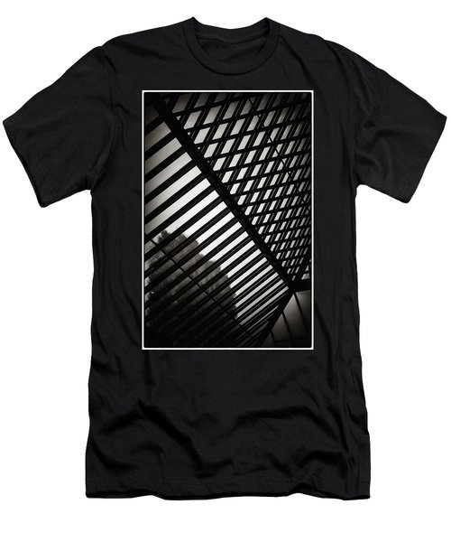Barbican Grids Men's T-Shirt (Athletic Fit)