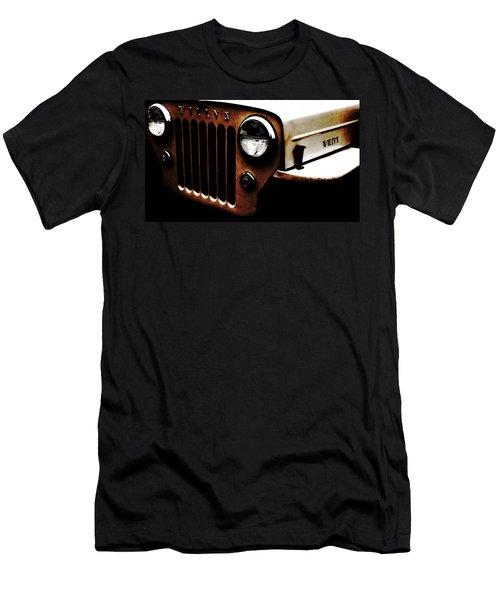 Bare Bones Rusty Men's T-Shirt (Athletic Fit)